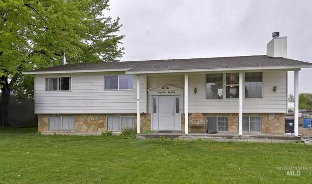 365 W Main St, Oakley, ID 83346 (MLS #98767639) :: Jeremy Orton Real Estate Group