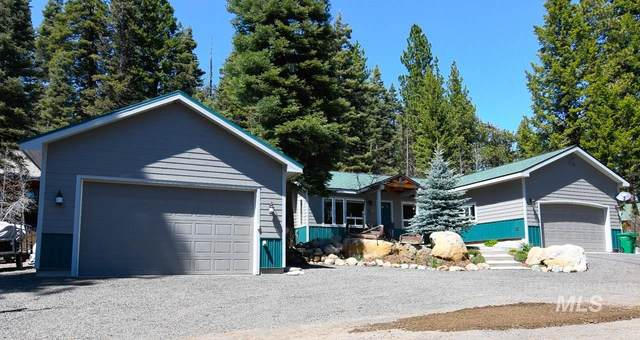 1011 North View Drive, Mccall, ID 83638 (MLS #98767651) :: Boise River Realty