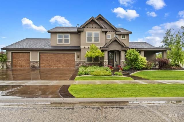 3293 E Plympton, Meridian, ID 83642 (MLS #98767655) :: Boise Valley Real Estate