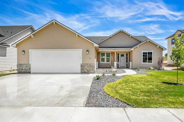 64 S Wasatch Ave., Nampa, ID 83687 (MLS #98767661) :: City of Trees Real Estate