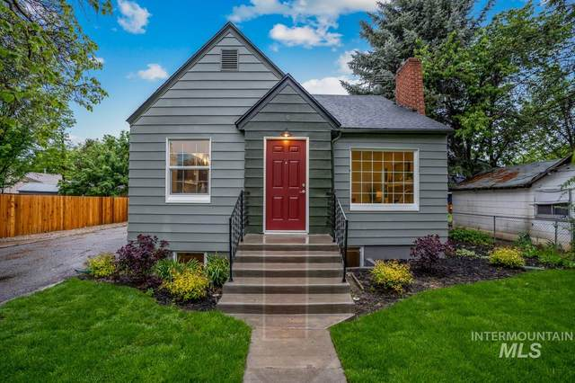 3310 W Rose Hill, Boise, ID 83705 (MLS #98767665) :: Full Sail Real Estate