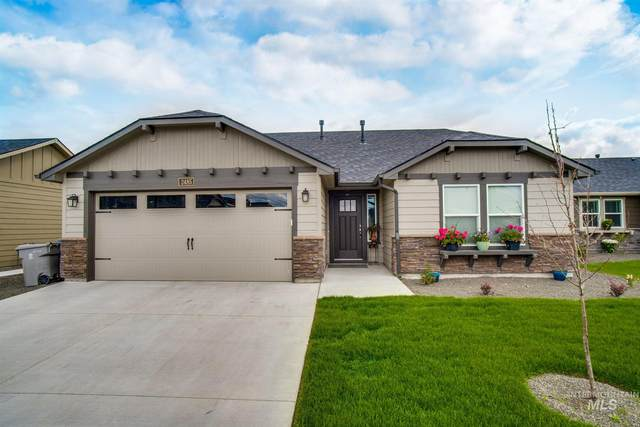 2485 W Foxglove Drive, Nampa, ID 83686 (MLS #98767672) :: Team One Group Real Estate