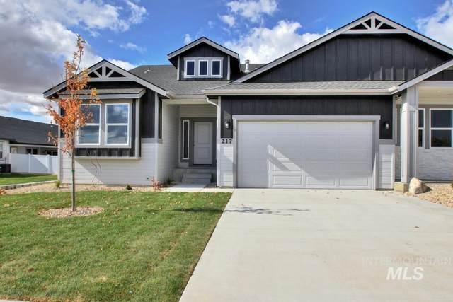 281 N Sailer Ave, Kuna, ID 83634 (MLS #98767683) :: Full Sail Real Estate
