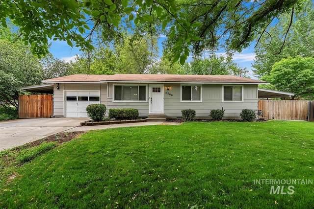 4260 W Plum Street, Boise, ID 83703 (MLS #98767692) :: Full Sail Real Estate