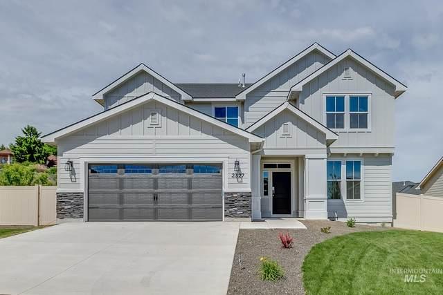 2327 S Knotty Timber Pl, Meridian, ID 83642 (MLS #98767723) :: Jon Gosche Real Estate, LLC