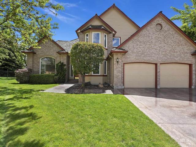 2081 E Feldspar Ct, Boise, ID 83712 (MLS #98767727) :: Jon Gosche Real Estate, LLC