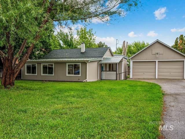 416 W Oak Street, Caldwell, ID 83605 (MLS #98767733) :: Bafundi Real Estate