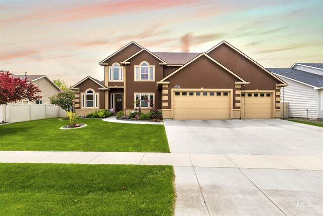 2023 W Rock Creek Drive, Nampa, ID 83686 (MLS #98767736) :: Team One Group Real Estate