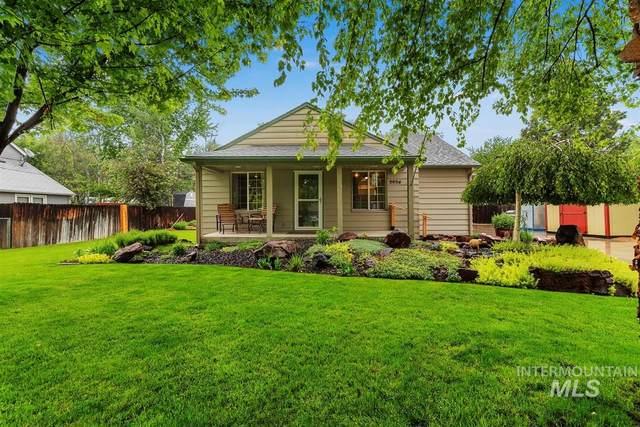 2026 S Cleveland Street, Boise, ID 83705 (MLS #98767760) :: Full Sail Real Estate