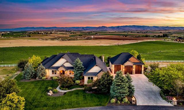 8285 Star Pass Ridge Rd., Nampa, ID 83686 (MLS #98767761) :: Story Real Estate