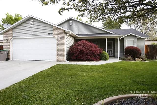 5518 W Chandra Ln, Boise, ID 83705 (MLS #98767772) :: Full Sail Real Estate