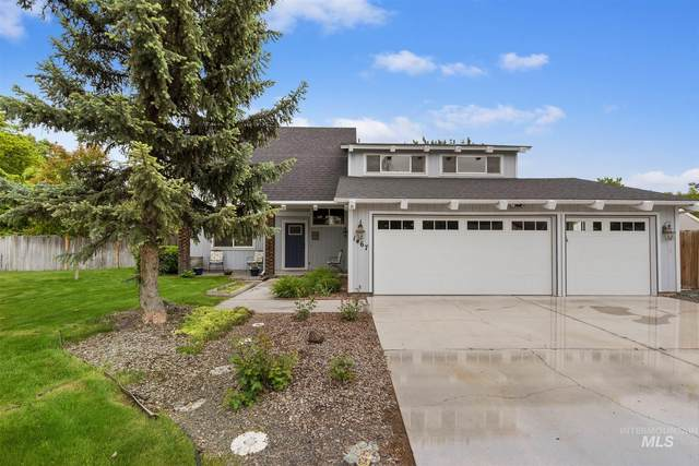 1467 NW Whipoorwill Way, Boise, ID 83709 (MLS #98767778) :: Boise River Realty