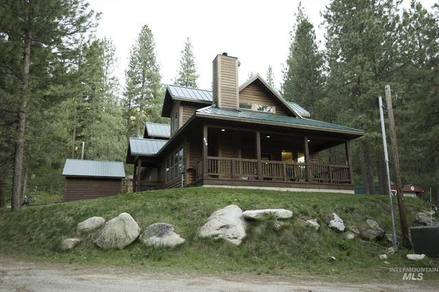 670 E Hot Springs Dr., Pine, ID 83647 (MLS #98767780) :: Adam Alexander