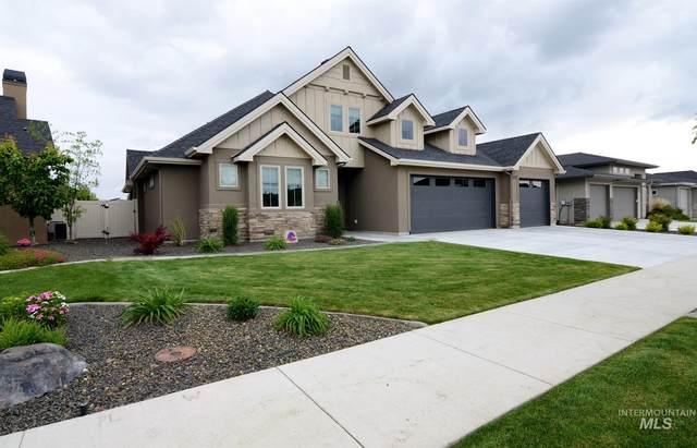 602 W Buroak Dr, Meridian, ID 83642 (MLS #98767786) :: Boise Valley Real Estate