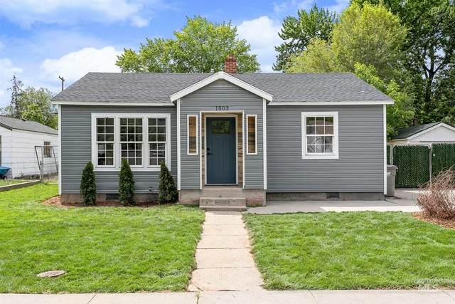 1503 S Rand, Boise, ID 83709 (MLS #98767788) :: Full Sail Real Estate