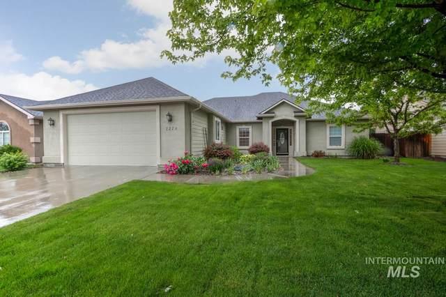 2278 E Bowman, Meridian, ID 83646 (MLS #98767797) :: Story Real Estate