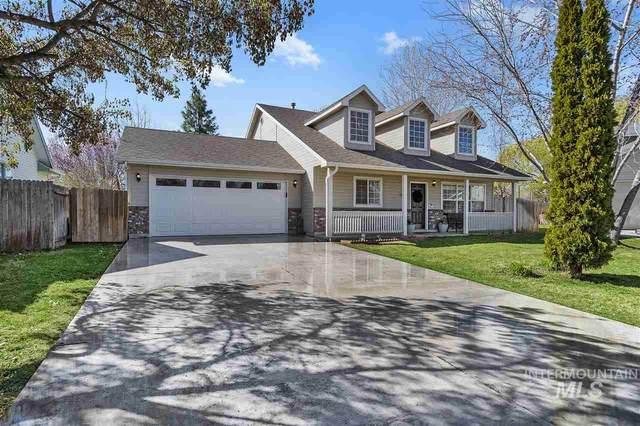 11331 W Olympus St, Boise, ID 83713 (MLS #98767804) :: Jon Gosche Real Estate, LLC