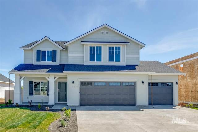 4520 S Merrivale Ave, Meridian, ID 83642 (MLS #98767814) :: City of Trees Real Estate
