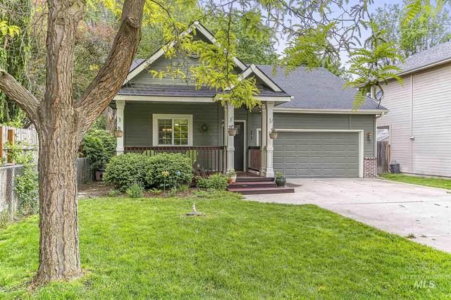 2291 N 31st Street, Boise, ID 83703 (MLS #98767815) :: Adam Alexander