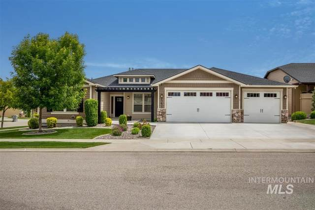 13470 S Stockbridge Way, Nampa, ID 83687 (MLS #98767822) :: Team One Group Real Estate