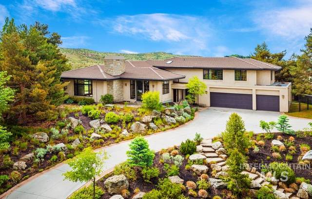 727 E Highland View Dr, Boise, ID 83702 (MLS #98767862) :: Boise River Realty