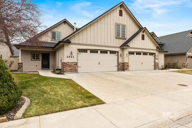 2541 E Summer Dawn, Meridian, ID 83646 (MLS #98767867) :: Story Real Estate