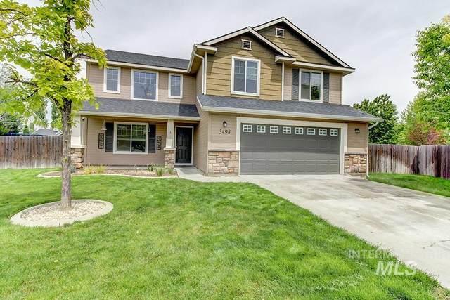 3498 N Elmstone Pl., Meridian, ID 83646 (MLS #98767888) :: Story Real Estate