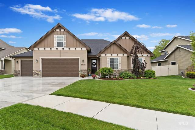 12141 Darkwood Dr, Star, ID 83669 (MLS #98767890) :: Jon Gosche Real Estate, LLC