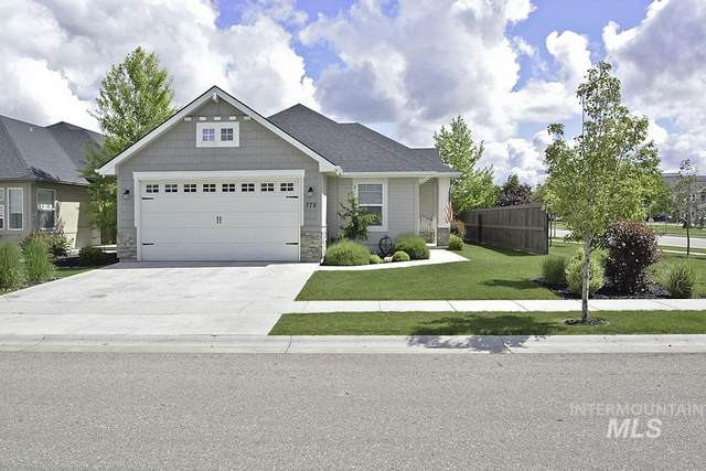 378 W Cagney St., Meridian, ID 83646 (MLS #98767892) :: Team One Group Real Estate