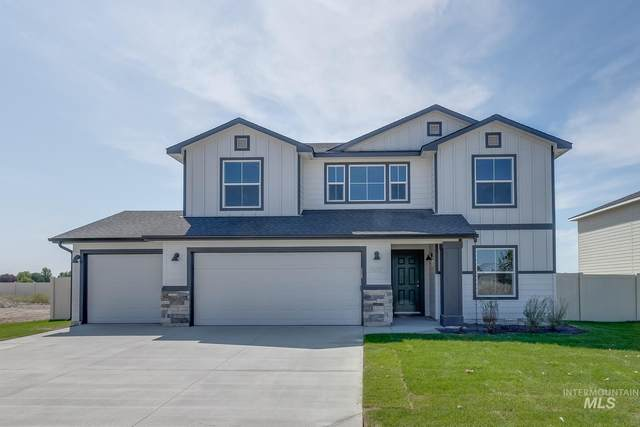 6872 S Catfish Creek Ave, Meridian, ID 83642 (MLS #98767904) :: Story Real Estate