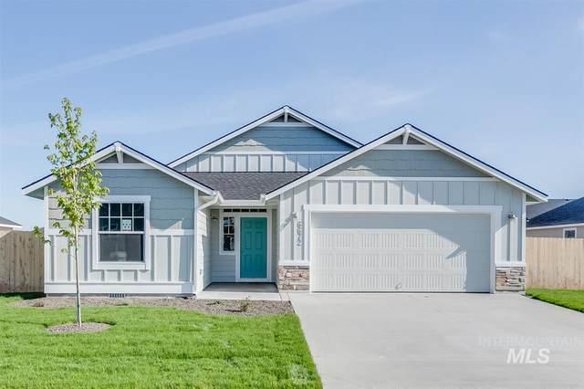 7034 S Catfish Creek Ave, Meridian, ID 83642 (MLS #98767913) :: Story Real Estate