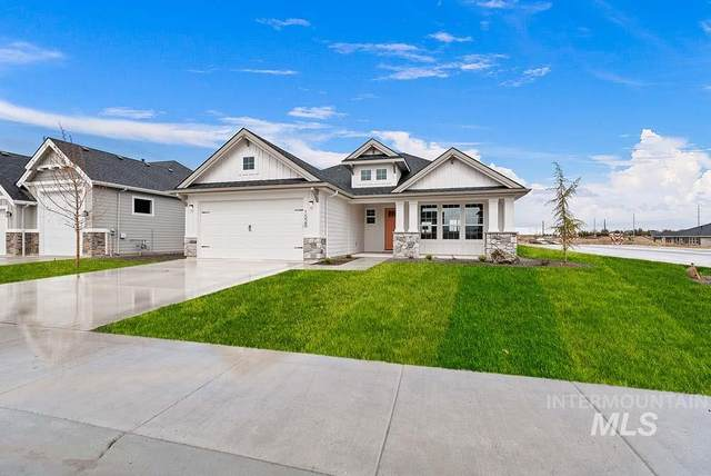1392 W Cerulean Street, Kuna, ID 83634 (MLS #98767915) :: City of Trees Real Estate
