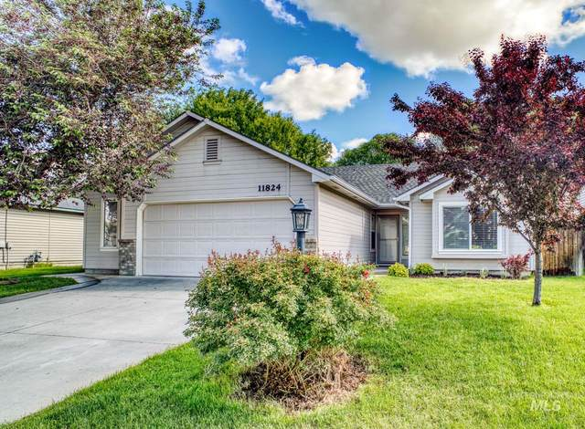 11824 W Huckleberry Drive, Nampa, ID 83634 (MLS #98767921) :: Team One Group Real Estate