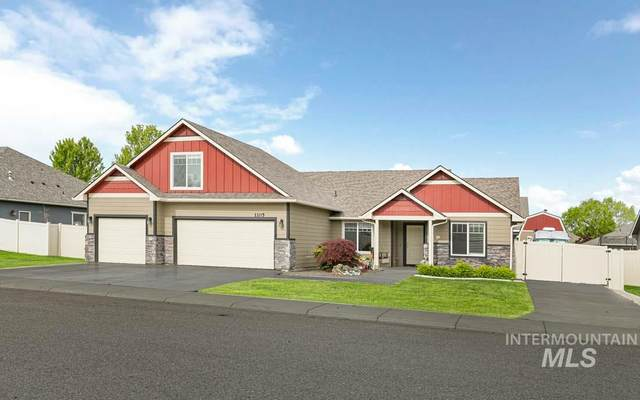 1105 Palace, Emmett, ID 83617 (MLS #98767932) :: Team One Group Real Estate