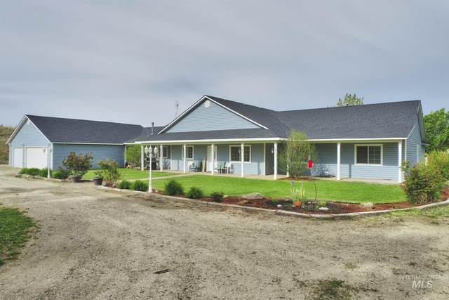 727 Tower Lane, Caldwell, ID 83607 (MLS #98767935) :: Boise River Realty