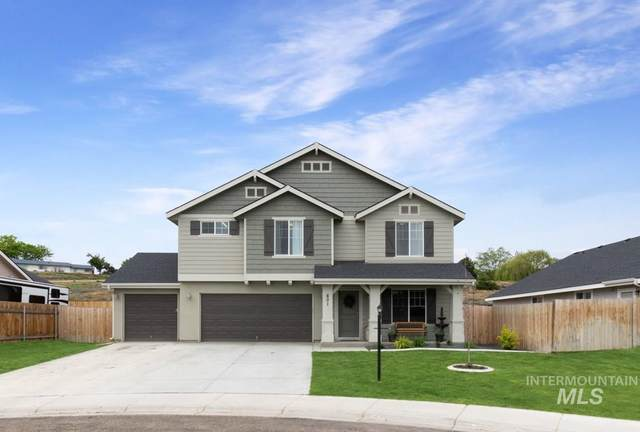 601 Travertine Ave., Caldwell, ID 83605 (MLS #98767945) :: Juniper Realty Group