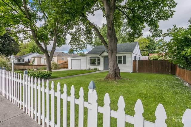 519 N Archer St, Boise, ID 83706 (MLS #98767951) :: Full Sail Real Estate