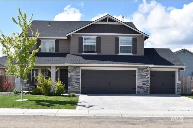 2704 Fallcrest St., Caldwell, ID 83607 (MLS #98767952) :: Team One Group Real Estate