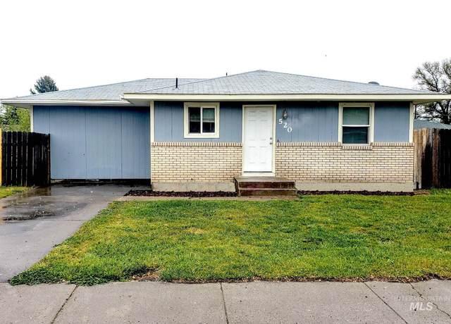 520 Doggett Drive, Heyburn, ID 83336 (MLS #98767953) :: Juniper Realty Group