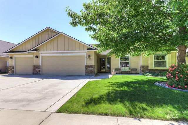 567 N Carswell Way, Star, ID 83669 (MLS #98767955) :: Boise River Realty