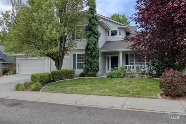 2640 E Brierfield, Eagle, ID 83616 (MLS #98767958) :: Jon Gosche Real Estate, LLC