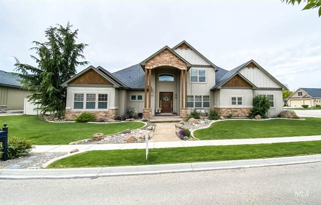 1807 S Miller Way, Nampa, ID 83686 (MLS #98767960) :: Team One Group Real Estate