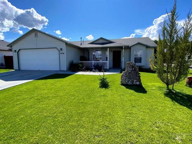 3716 Pierre Ave, Caldwell, ID 83605 (MLS #98767969) :: Bafundi Real Estate
