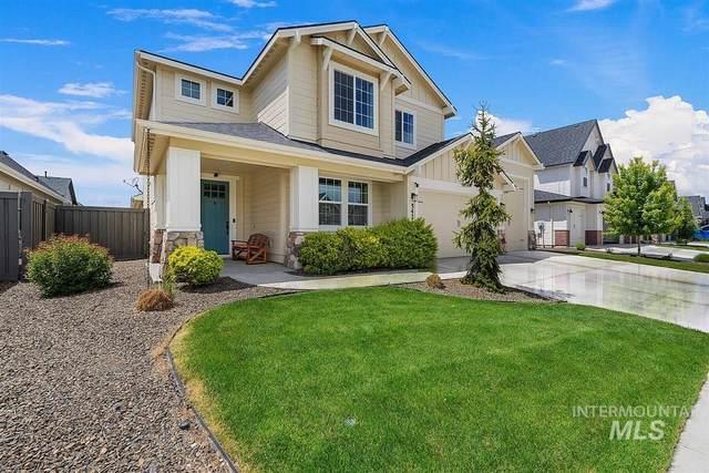 5421 S Tavistock Ave, Meridian, ID 83642 (MLS #98767970) :: Boise River Realty