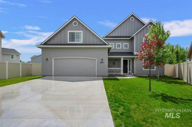 4625 N Juntura, Meridian, ID 83646 (MLS #98767974) :: City of Trees Real Estate