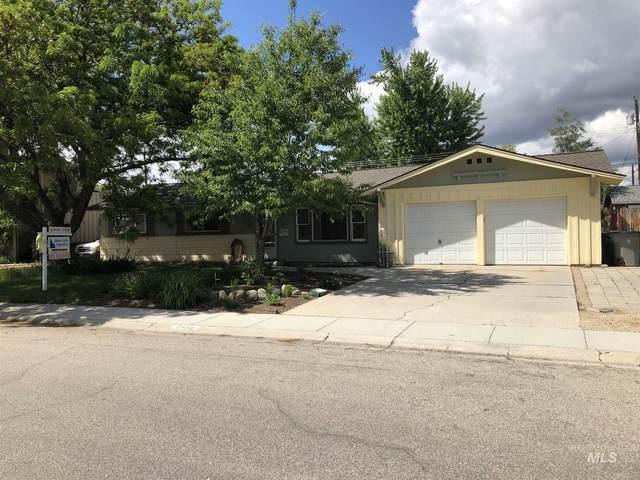 2400 W Malad, Boise, ID 83705 (MLS #98767993) :: Boise River Realty