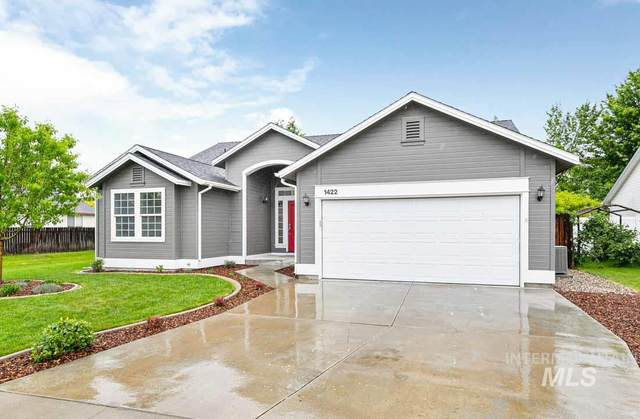 1422 N Inez Pl, Meridian, ID 83642 (MLS #98767997) :: Boise River Realty