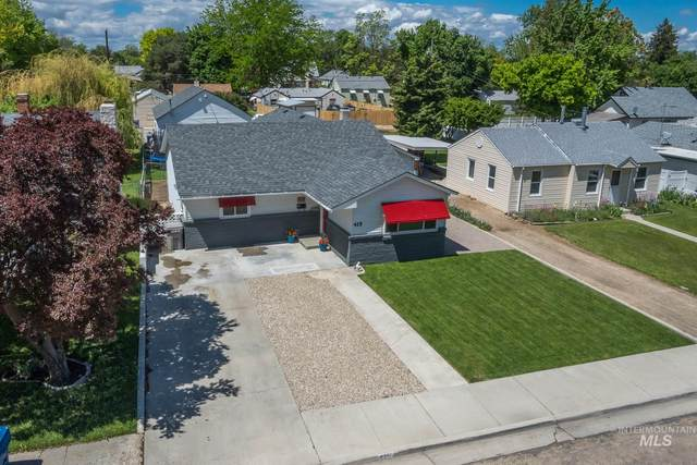 415 S Banner St, Nampa, ID 83686 (MLS #98768000) :: Team One Group Real Estate