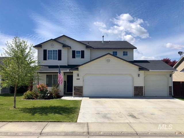 2619 Strayhorn, Caldwell, ID 83607 (MLS #98768011) :: Team One Group Real Estate