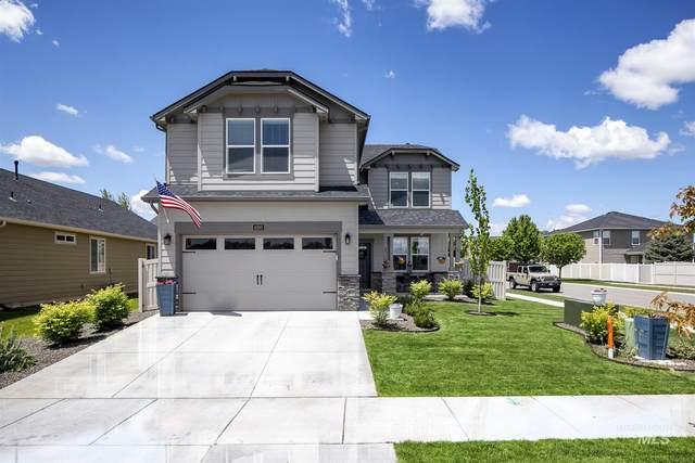 4595 Cinder Cove, Meridian, ID 83646 (MLS #98768016) :: Boise Valley Real Estate